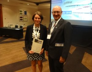 Best paper award, Valérie Leprince et al. 38th AIVC- 6th TightVent – 4th venticool joint conference